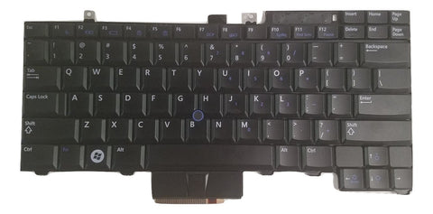Keyboard for Dell Latitude E6400 E6500 E5400 E5500 US Black