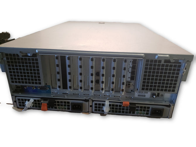 Dell PowerEdge R900 Server 4x Intel E7420 @2.13GHz 64GB RAM 4x 146GB NO OS
