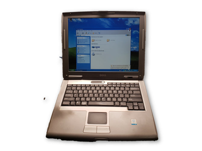 Dell Latitude D510 Pentium M 1.4GHz 1GB 40GB-HD DVD/CDRW