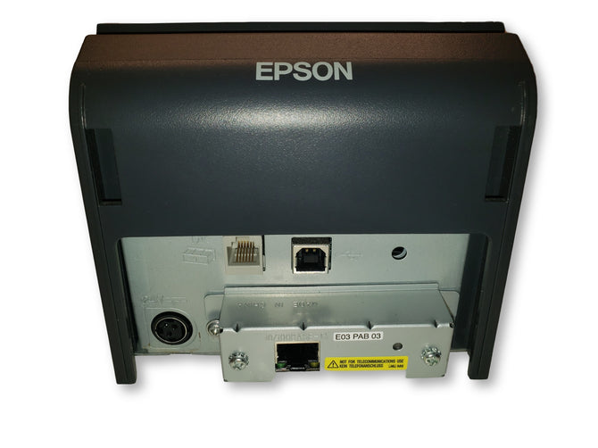 EPSON TM-T70II Point of Sale Thermal  Receipt Printer - USB & RS232 Serial