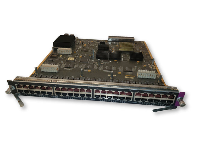 CISCO WS-X6348 48 PORT SWITCH MANAGED 800-06816-02 A0