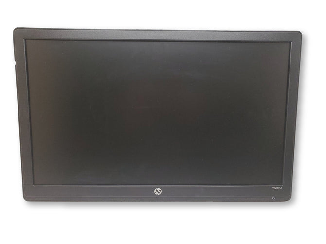 HP 20-inch LED Monitor VGA & DVI-D W2071D *No Stand*
