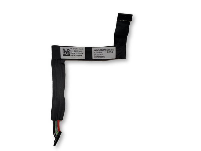 Dell Inspiron 15 7547 Battery Connection Cable DD0AM6BT000 87YRH