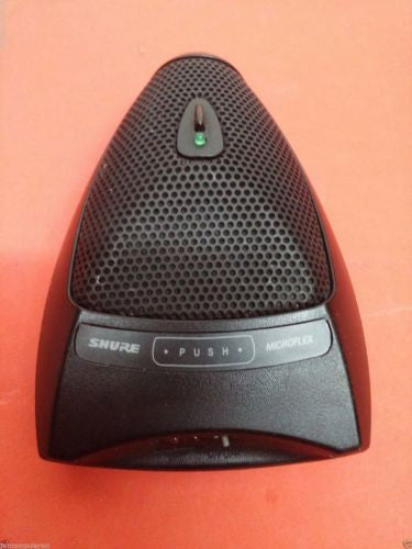 Shure Microflex Model MX692/C-UA 782-806 MHz, Power Tested Only