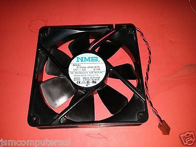 NMB 12v DC 0.16a 120x25mm FAN 4710NL-04W-B10 Brushless
