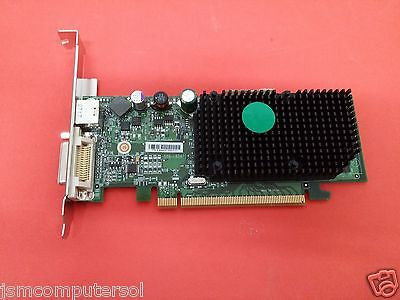 Dell ATI Radeon X1300 256MB Video Card PCIe x16 DMS-59 GJ501 Full Height