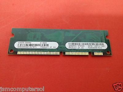 Genuine HP Q2625-60002 LaserJet 4250 4350 Printer 64MB 100pin DDR Memory Q2625AX
