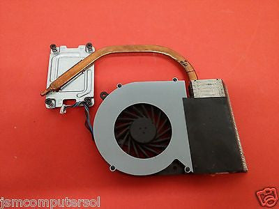 Toshiba C55t-A5102, Heat Sink with Fan, V000270010, Excellent Condition