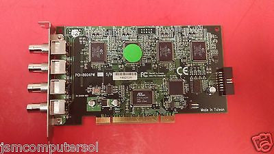 Conexant CCTV BNC Security Surveillance Card PCI-8604PW