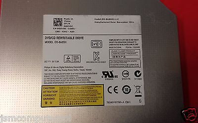 Dell Latitude E5420 SATA CD-RW DVD±RW Drive DS-8A8SH G0V0C *No Bezel*