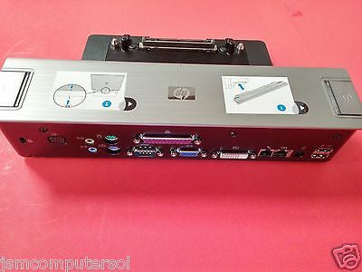 NEW HP HSTNN-I09X LAPTOP DOCKING STATION
