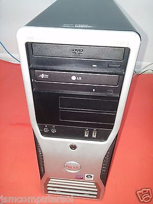 Dell Precision T3400 Intel Core 2 Quad 2.40 3GB RAM 160GB HDD Windows Vista Bis