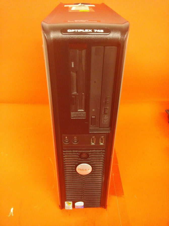 Dell Optiplex 745 SFF 6600 Core 2 Duo 2.4GHz 3GB 160GB HDD Desktop Computer XP