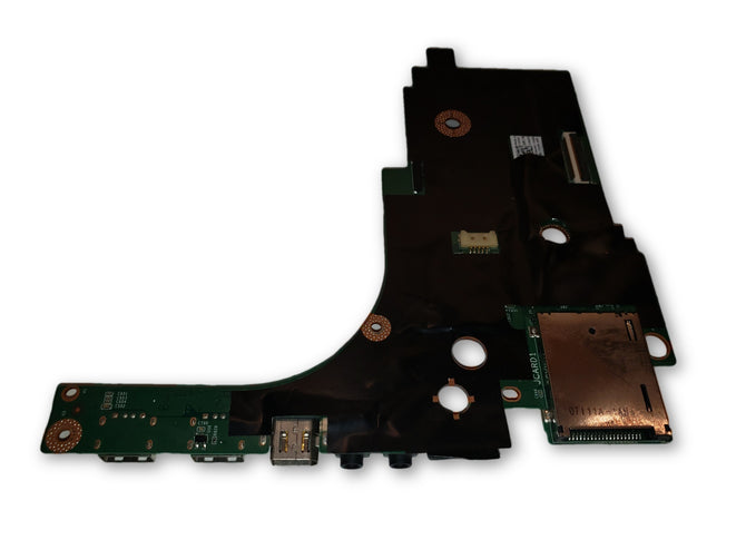 Dell Precision M6600 Audio USB Card Reader Board I/O Daughter board JNGMJ