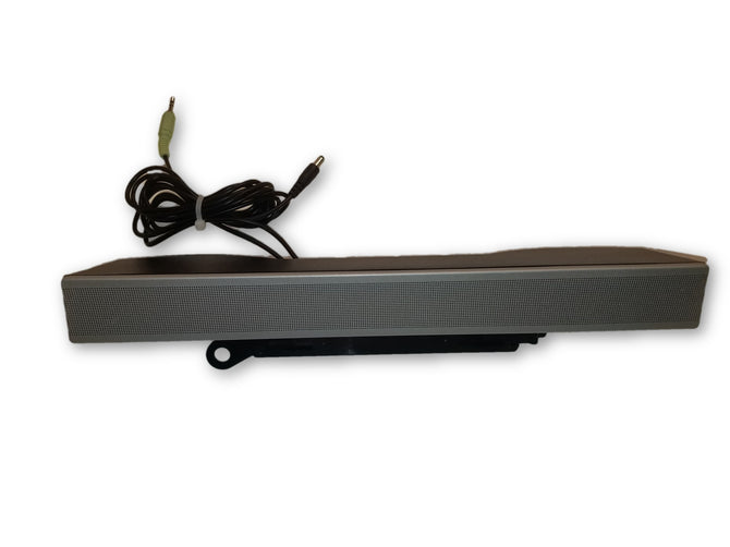 Dell UltraSharp Multimedia LCD SoundBar 0C730C DW711 K512C 0UH837