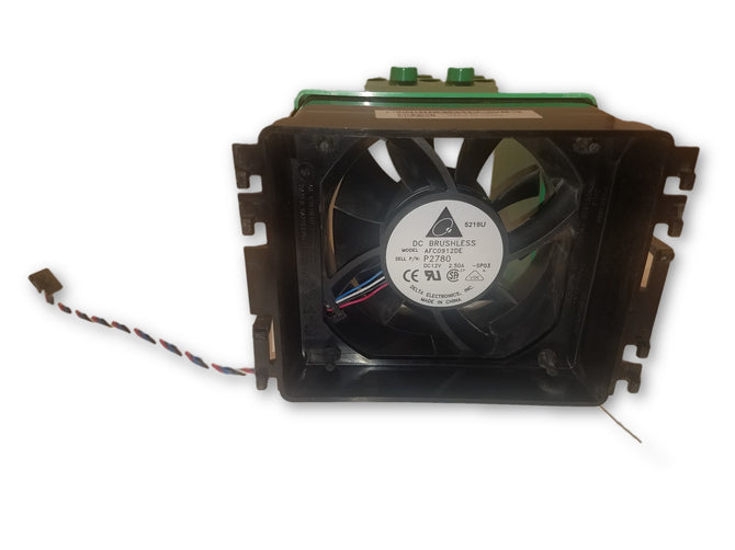 Dell Optiplex GX280/Dell Dimension 8400 PowerEdge SC420 Fan & Shroud T4307