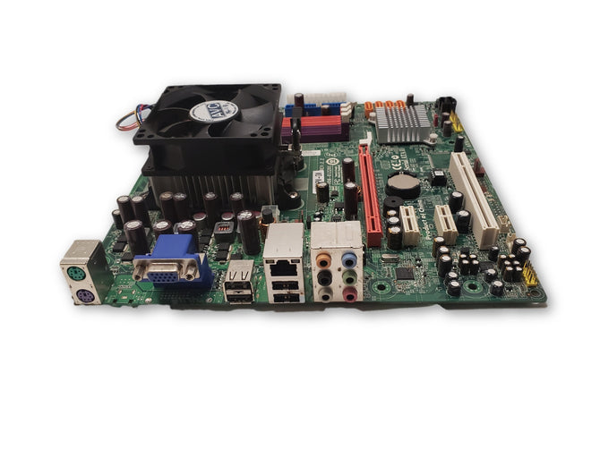 eMachines MCP61PM-GM Motherboard With AMD Athlon