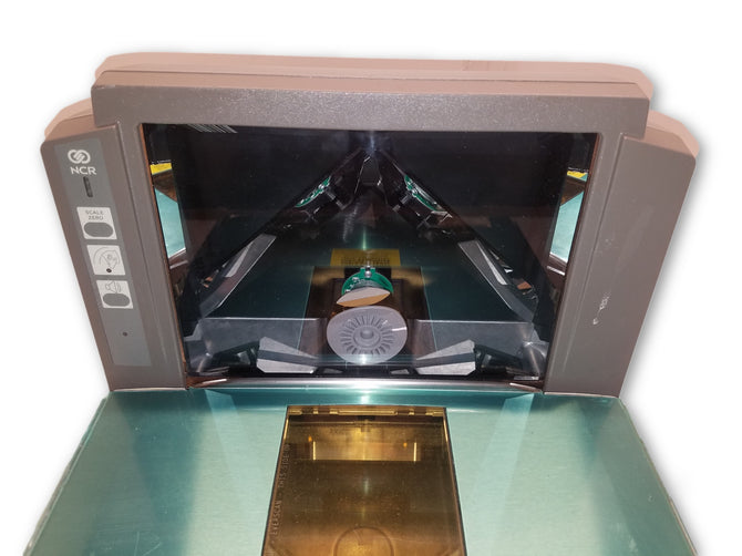 NCR RealScan 7872 Scanner Scale Retail Grocery Store Model 7872-5000