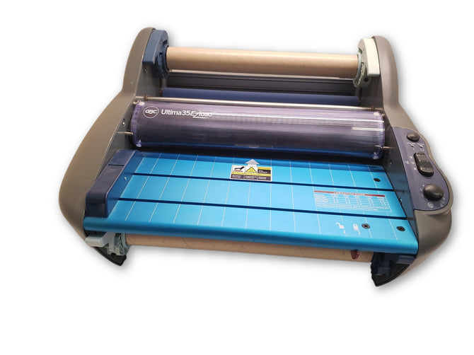 GBC Rollseal Ultima35 Ezload Laminator Laminating Machine