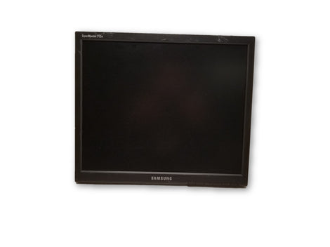 "Samsung 712N 17"" LCD Flat Screen Monitor - No Stand / Minor Screen blemishes"