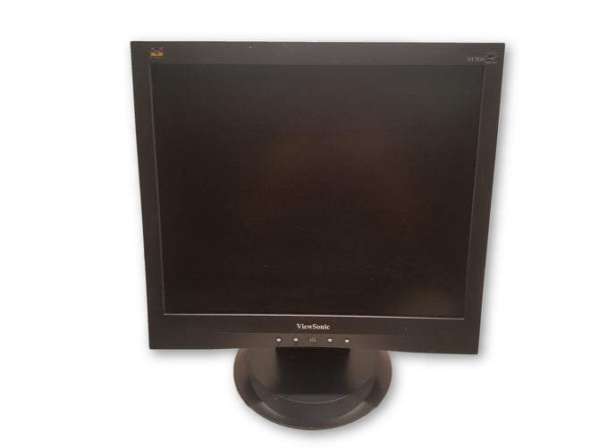 "Viewsonic VA703b 17"" LCD Monitor w/ Power and VGA Cables"