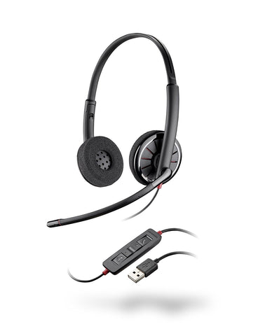 Plantronics Blackwire C300 DA Stereo Headset