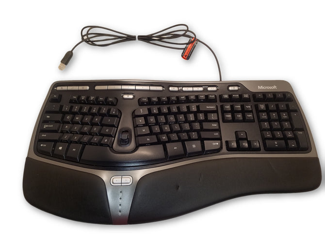Microsoft Natural Ergonomic Keyboard 4000 v1.0