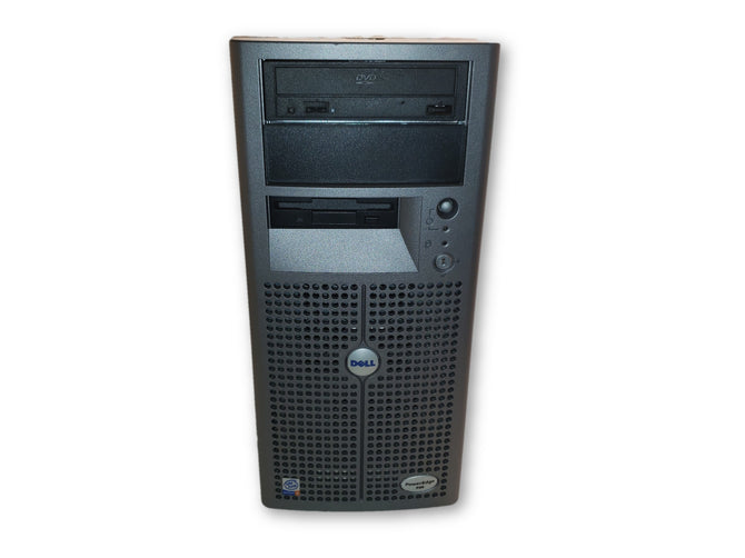 DELL POWEREDGE 700 TOWER SERVER P4 2.8GHz 512 MB RAZM 2x 80GB