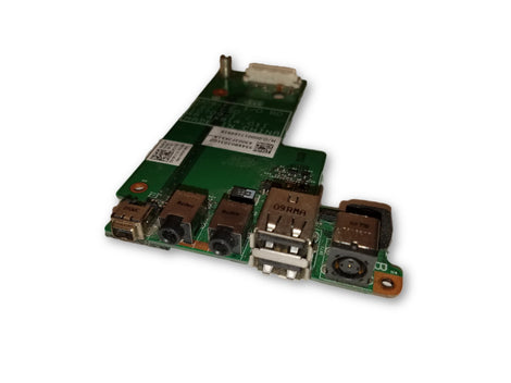 Dell Latitude E5500 Laptop I/O USB Audio DC Jack Board CN-0F171C