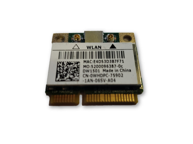 Broadcom Wifi Mini PCI-E Card For Dell DW1501 WHDPC BCM94313HMG2L