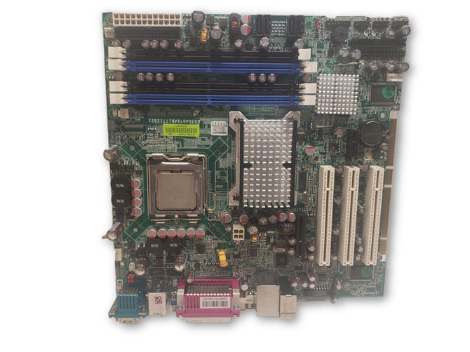NCR POS MOTHERBOARD W/ Core2Duo 2.13 Ghz CPU PEB-7712VGA