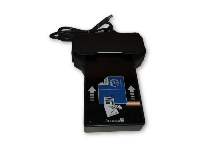 Access IS OCR601 MRZ Reading Passport & ID Document Scanner