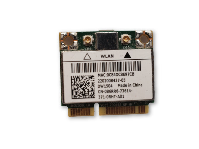 Genuine Dell Latitude E6430 Mini Wifi Card BCM94313HMG2L DW1504 86RR6