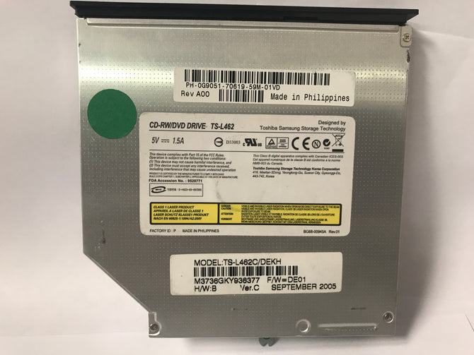 TS-L462 Dell CD-RW/DVD ROM