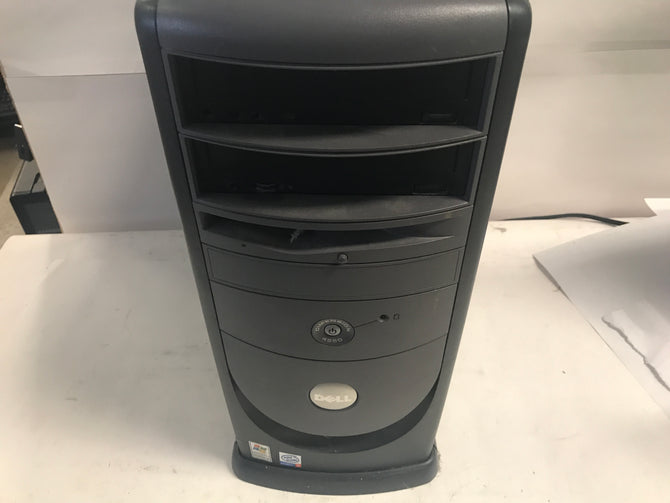 Dell Dimension 4550-Pentium 4-2.4GHz-512MB-120GB HDD-Windows Xp Home