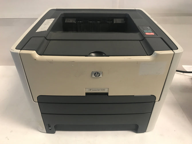 HP LaserJet 1320 Workgroup Laser Printer Monochrome - Q5927A - 96,348 Pages Printed