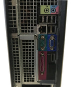 Dell Optiplex 780-Core 2 Quad Q9400-2.66GHz-4GB RAM-160GB HDD-Win 7 Pro