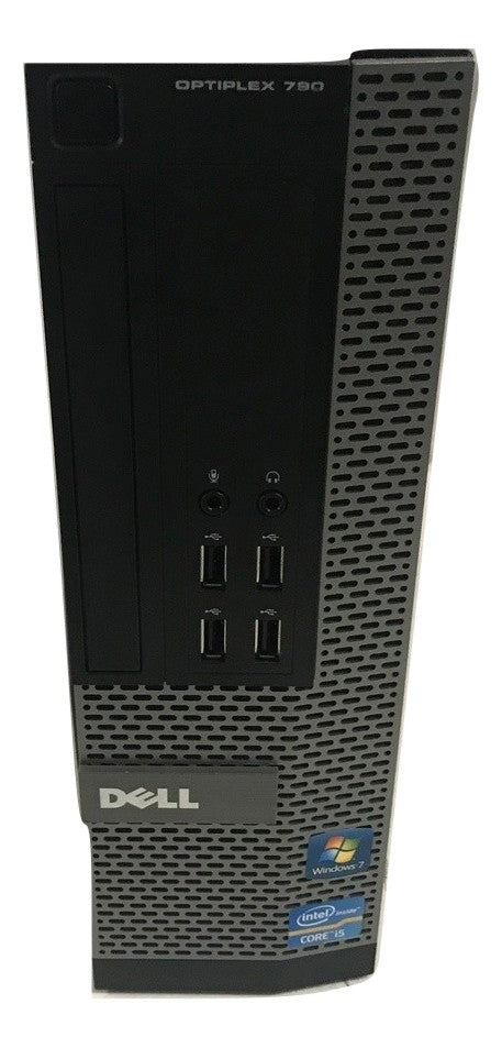 Dell Optiplex 790-Core i5 2400 Quad-3.1GHz-4GB RAM-250GB HDD-Win 7 Pro