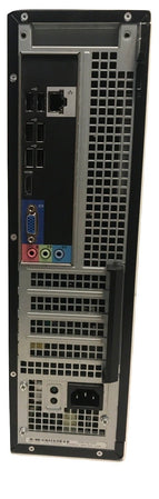 Dell Optiplex 390-Core i5-3.10GHz-4GB RAM-320GB HDD-Windows 7 Pro