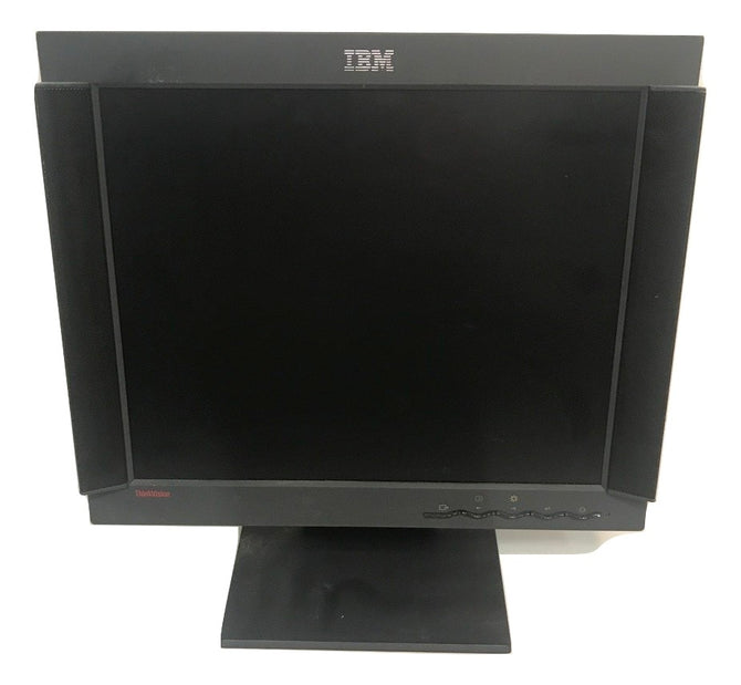 IBM L170m 17'' LCD Flat Panel Monitor. Comes with Power and VGA Cable