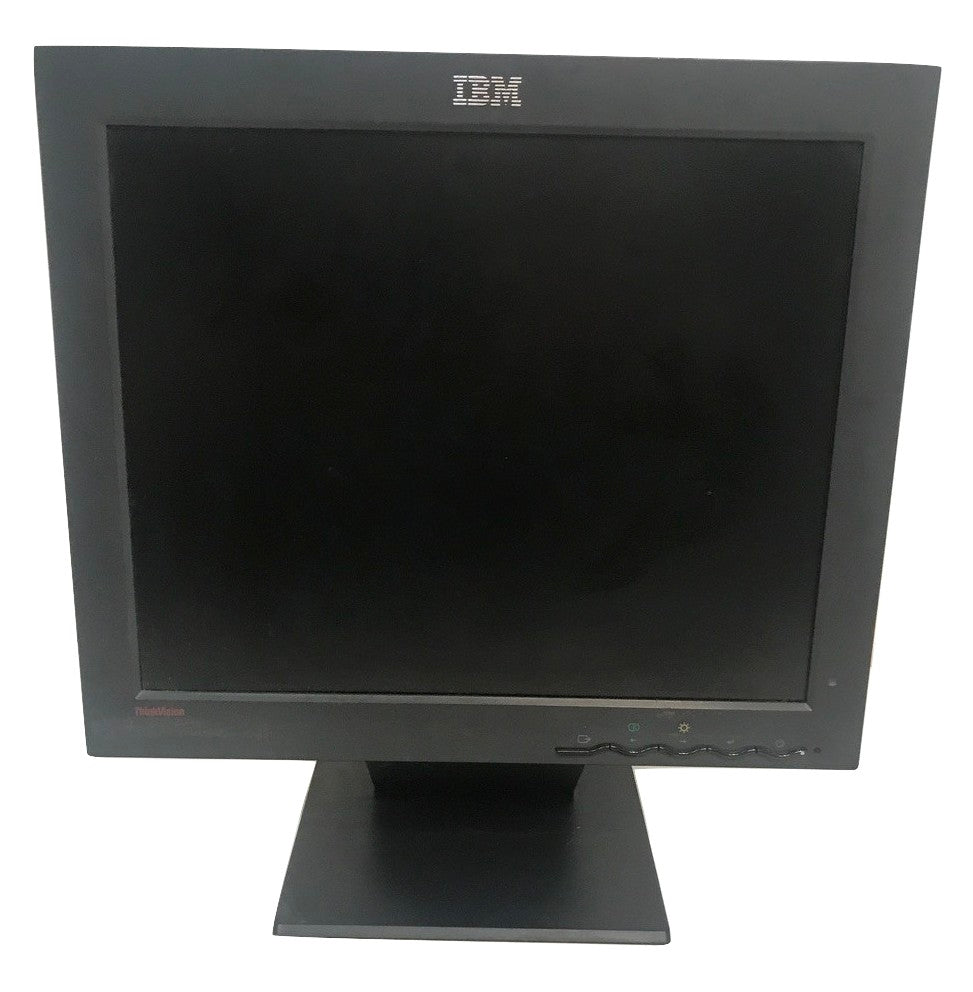 IBM L170 17'' LCD Flat Panel Monitor. Comes with Power and VGA Cable