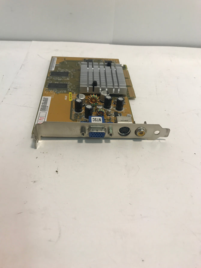 Have one to sell? Sell now Asus V8170/64M V8170DDR/SE/T/N/64M 64MB NVidia GeForce4 MX440 VGA - Used -