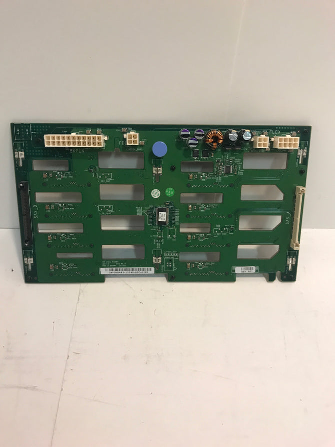 Used Dell Poweredge 2900 KU482 / 0KU482 8x SAS HARD DRIVE HDD Backplane