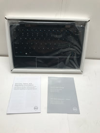 Dell Tablet Keyboard - Model K12A - NEW