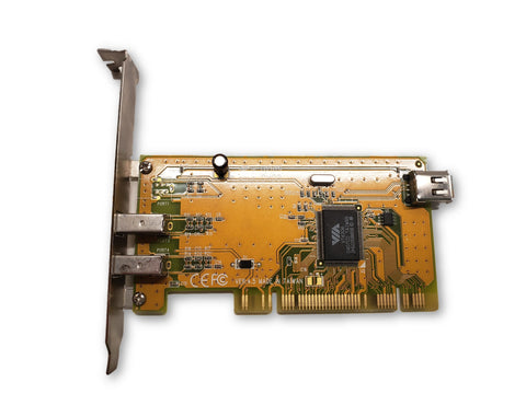StartTech 2 Port Adaptec PCI IEEE-1394 FireWire Card