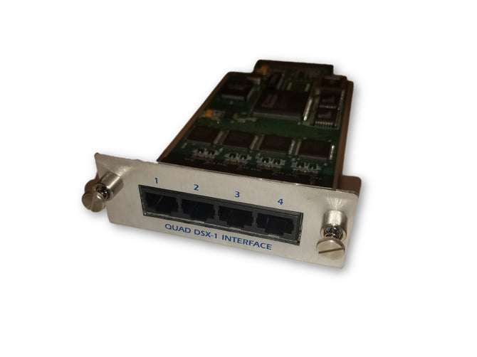 Adtran T3SU 300 1200284L1 Quad DSX-1 Interface Module
