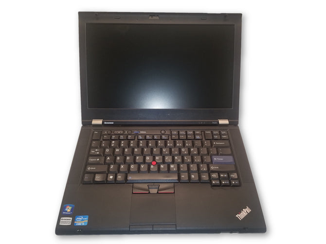 IBM LENOVO THINKPAD T420 LAPTOP i5 2.40ghz 4GB RAM 160GB DVDRW Win 7 WEBCAM