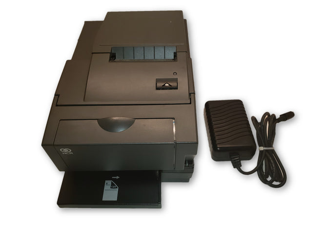 NCR 7167 RealPOS Multifunction Printer 7167-2011-9001 RS-232/ USB Charcoal