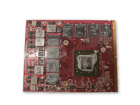 Dell Precision M6800 AMD ATI FirePro M6100 Video Graphics Card K5WCN 0K5WCN