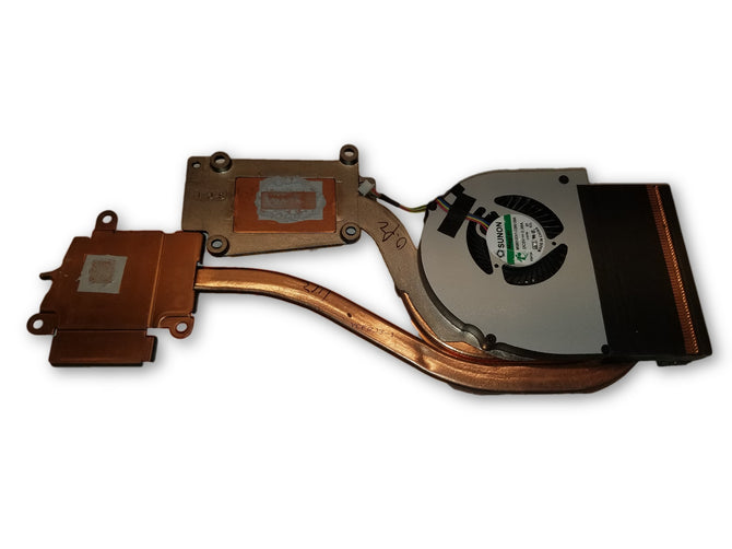 DELL LATITUDE E6540 SERIES CPU COOLING FAN AT0VI002ZCL HEATSINK 72XRJ